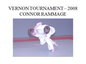 judo- conner rumage