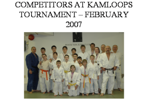 judo-kamloops tourney