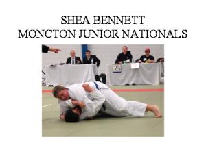 judo-shea bennett